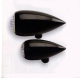 Heartland Black L.E.D. Marker lights