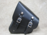 LetherWorks Leather Solo Saddlebag