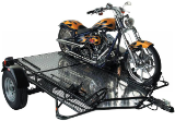 Kendon Dual Stand-up Motorcycle Trailer