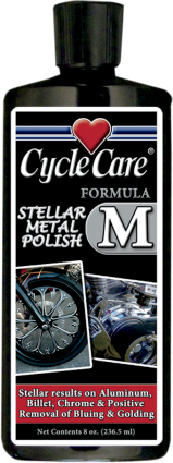 Cycle Care Formula M Metal Polish