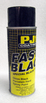 PJ1 Fast Black paints