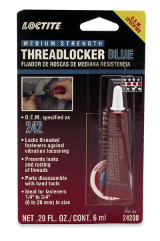 Loctite 242 Thread locker (Blue)