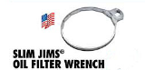 Slim Jims Oil Filter Wrench