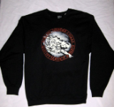 Rolling Thunder-God Pullover Sweat Shirt