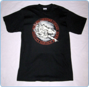 Rolling Thunder-God Short Sleeve T-Shirt