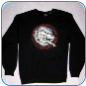 Rolling Thunder-God Pull Over Sweatshirt