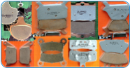 Front Brake Pads 1984 and Newer