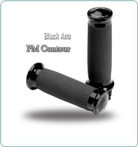 Performance Machine Grips Black