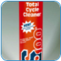 S100 total cycle cleaner aerosol